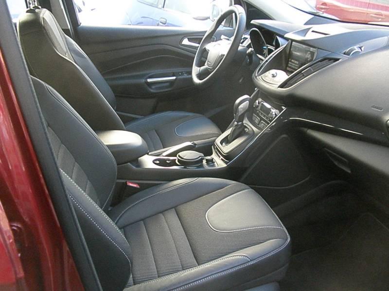 Ford Kuga 2.0TDCI 150CV AUTOMATICO TITANIUM