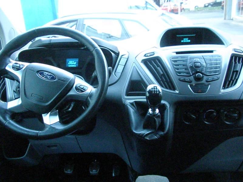 Ford Transit Custom 2.2 TDCI 155CV TREND 9 PLAZAS TREND
