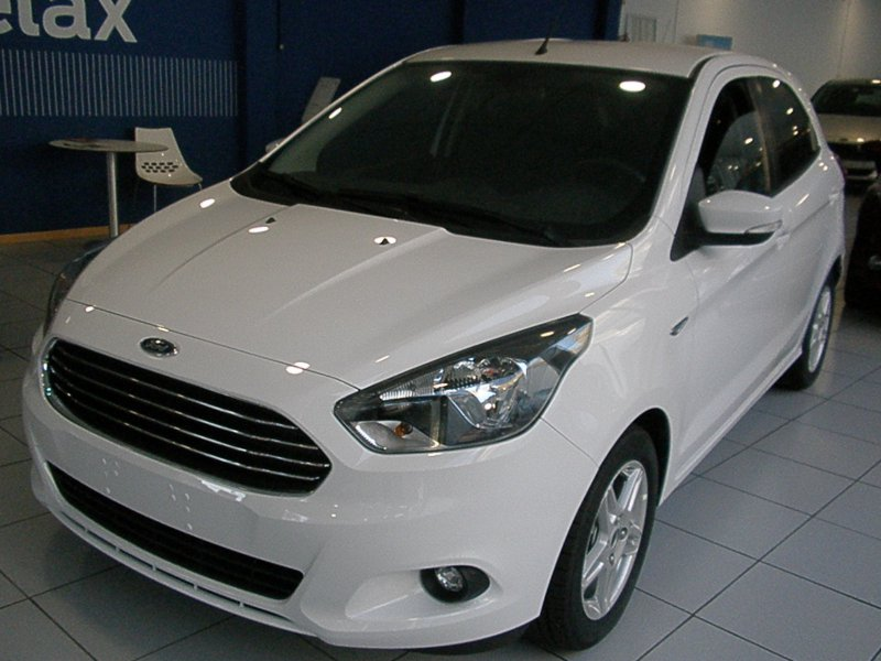 Ford Ka+ 1.2TI-VCT 85CV ULTIMATE