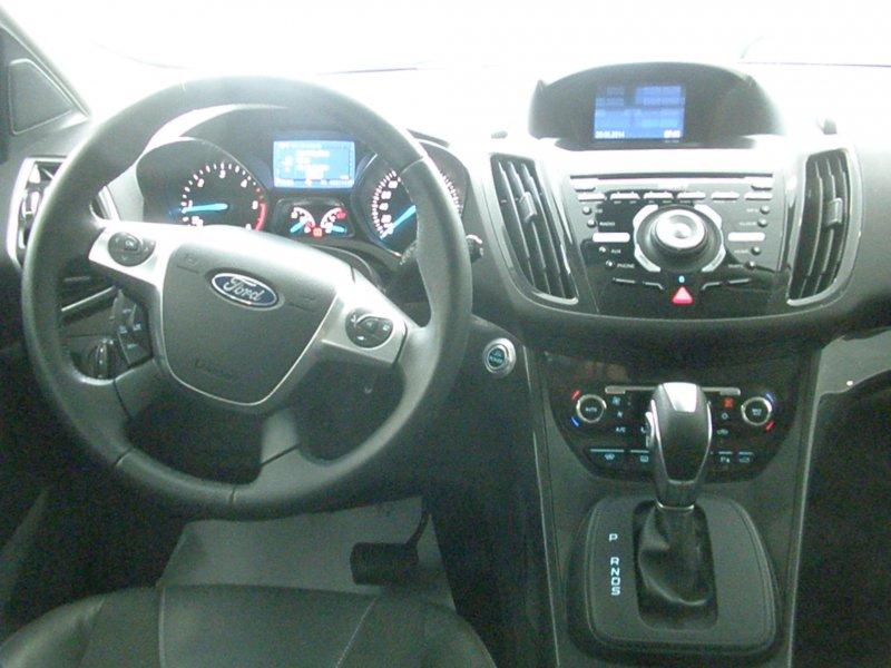 Ford Kuga 2.0TDCI TITANIUM TITANIUM