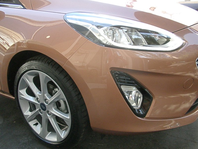 Ford Fiesta 1.0ECOBOOST 100CV TITANIUM