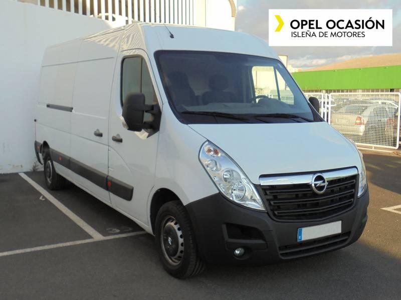 Opel Movano 2.3 CDTI 96kW (130CV) L3 H2 F 3.5t -