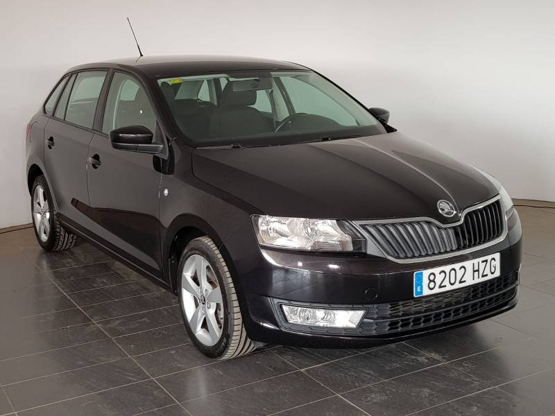 Skoda Rapid 1.6 TDI CR 90cv   Green Tec Active