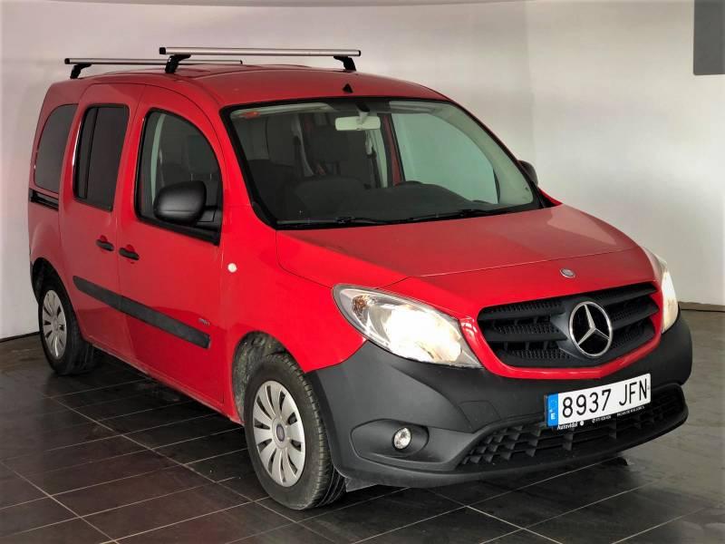 Mercedes-Benz Citan 1.5DCI 110CV