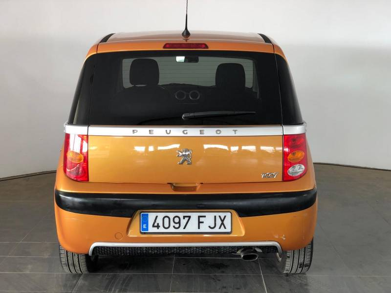 Peugeot 1007 1.4 HDi Dolce
