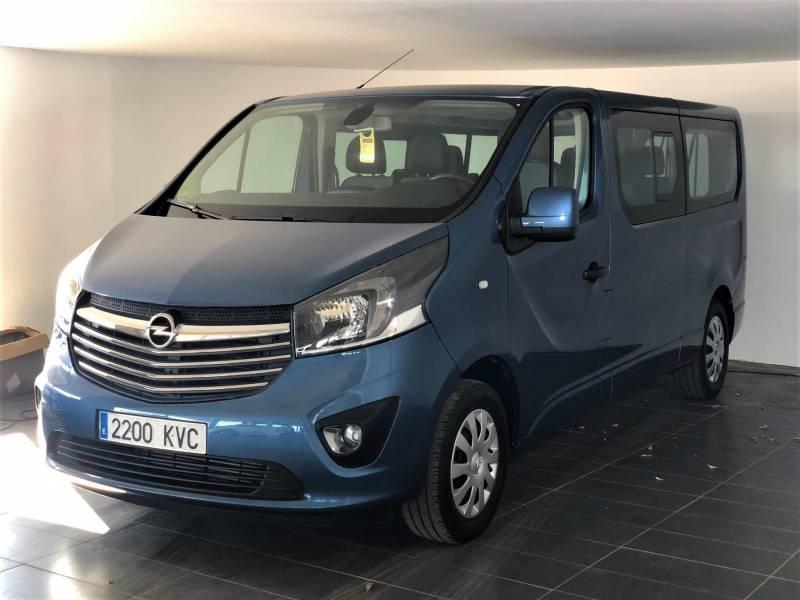 Opel Vivaro 1.6CDTI S/S 88kW (120CV) L1 2.7t Combi 9 -