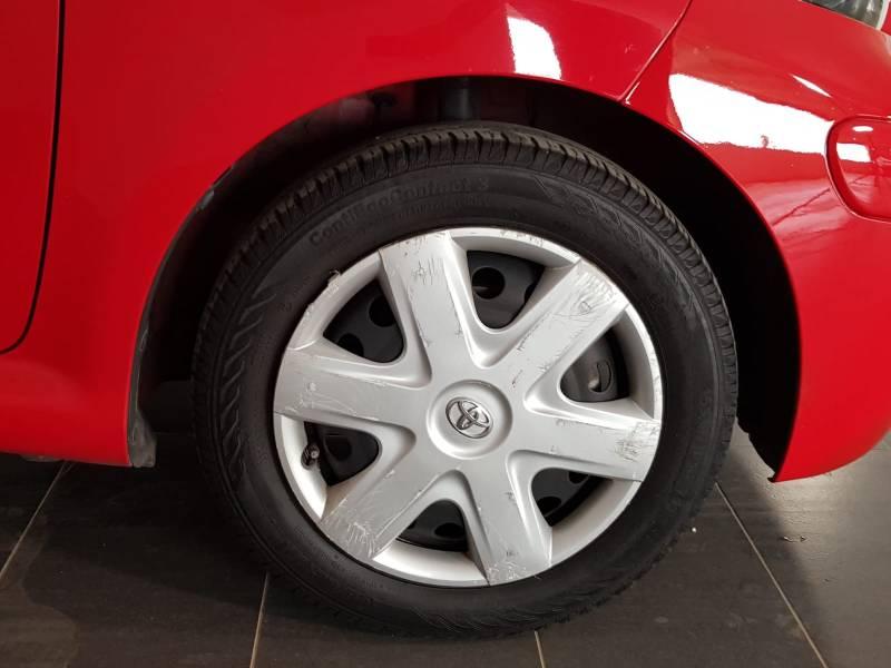 Toyota Aygo 1.0 VVT-i Live