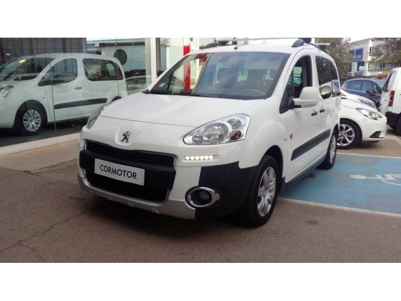 Peugeot Partner 1560CC OUTDOOR HDI 92
