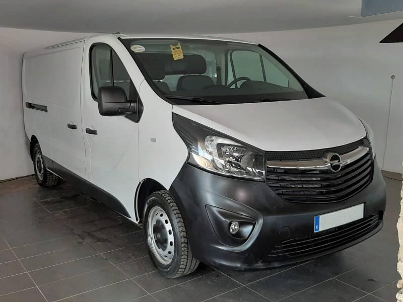 Opel Vivaro 1.6CDTI 88kW (120CV) Expressio L1H1 2.9 t Expression