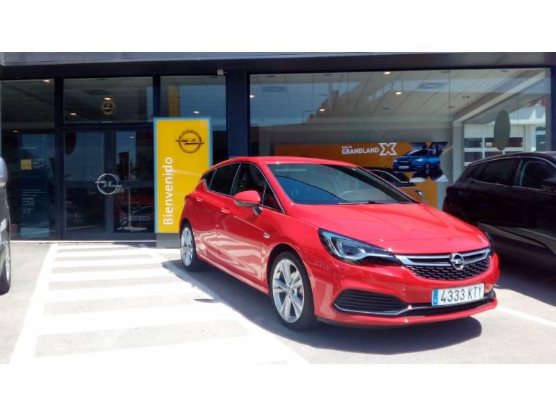 Opel Astra 1399 GSI