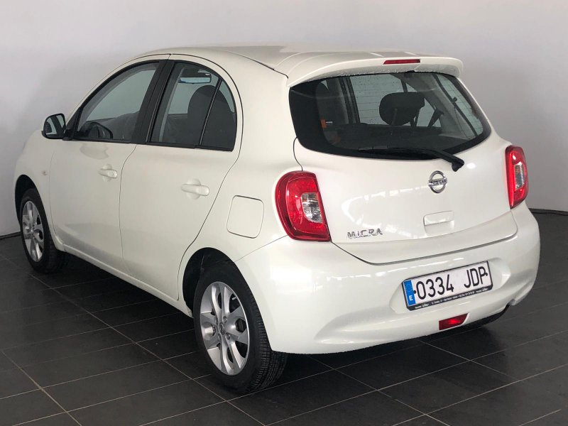 Nissan Micra 5p 1.2G (80CV) ACENTA BUSINESS EDITION