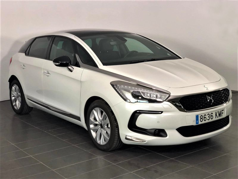 DS DS5 BlueHDi 120cv Style