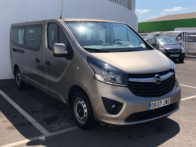 Opel Vivaro 1.6 CDTI S/S 125 CV L2 2.9t Combi-9 -