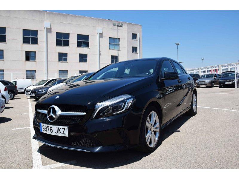 Mercedes-Benz Clase A 180D 109CV