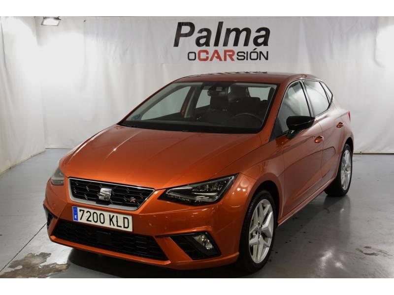 SEAT Ibiza 1.0 TGI 66kW (90CV) FR Eco Plus
