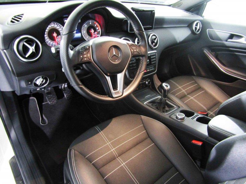 Mercedes-Benz Clase A 200CDI 136CV
