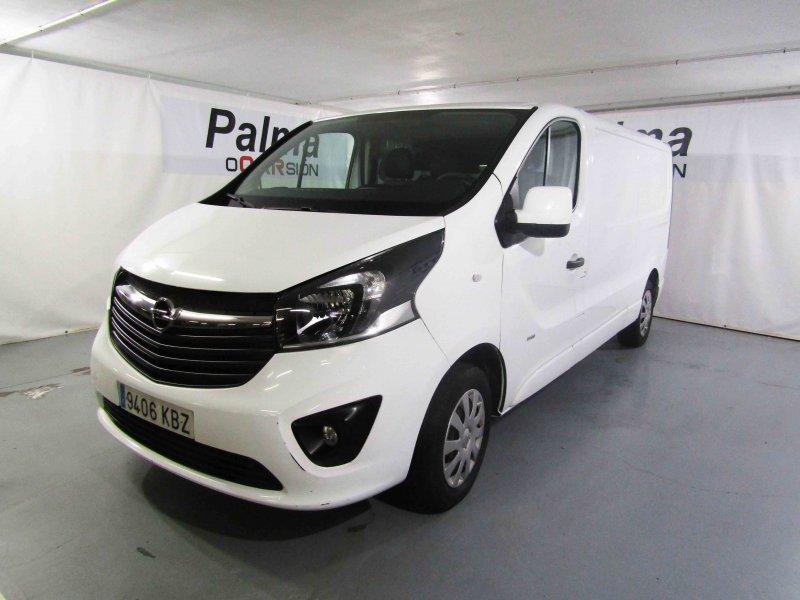 Opel Vivaro 1.6CDTI 120CV SELECTIVE SELECTIVE
