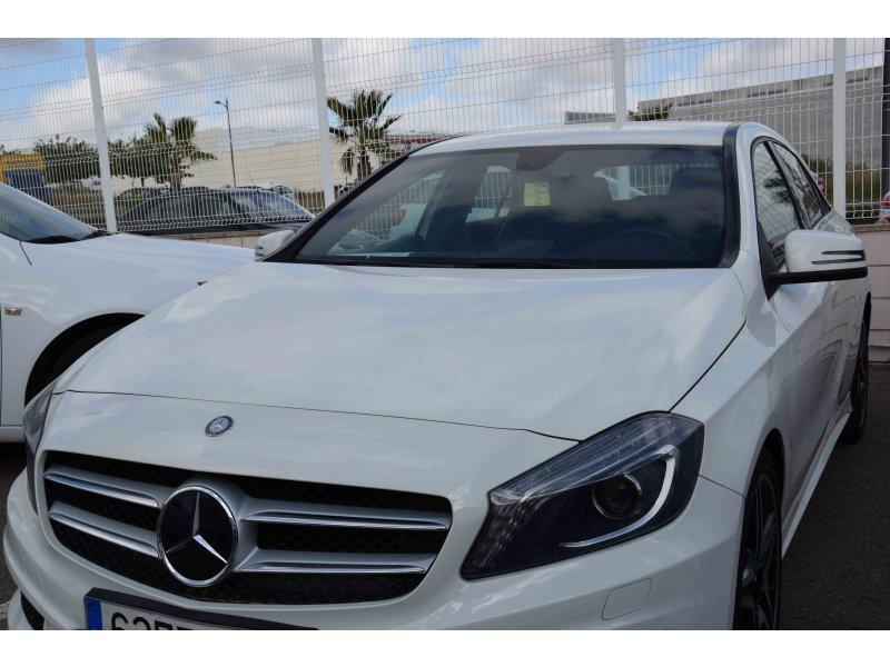 Mercedes-Benz Clase A 180DCI 109CV