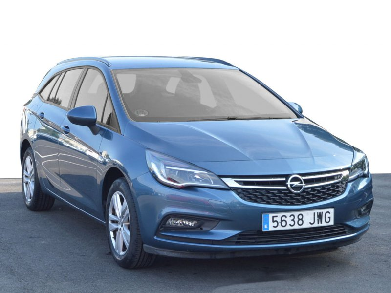 Opel Astra 1.4 Turbo S/S 125 CV ST Selective
