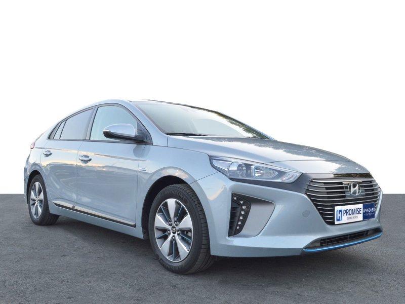 Hyundai ioniq 1 6 gdi phev dct klass el ctrico plateado - Tapiceria granollers ...