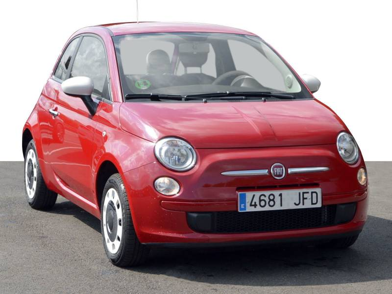 Fiat 500 1.2 8v 69 CV Color Therapy