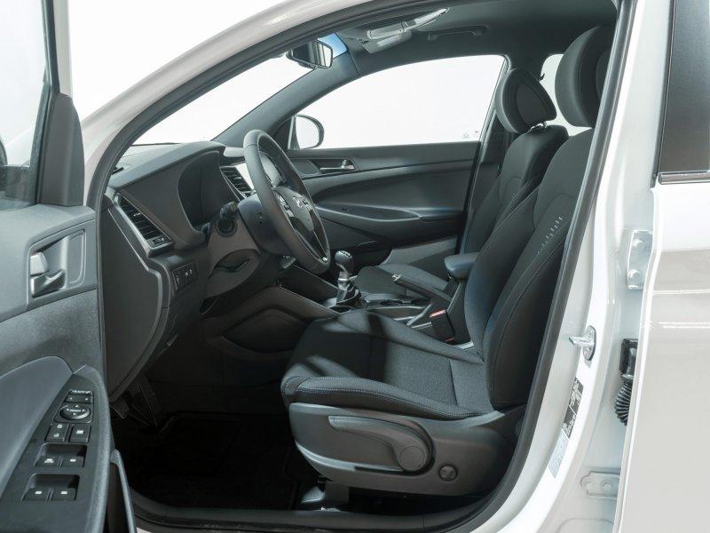 Hyundai Tucson 1.7CRDi 85kW (115CV) BlueDrive 4x2 Go!