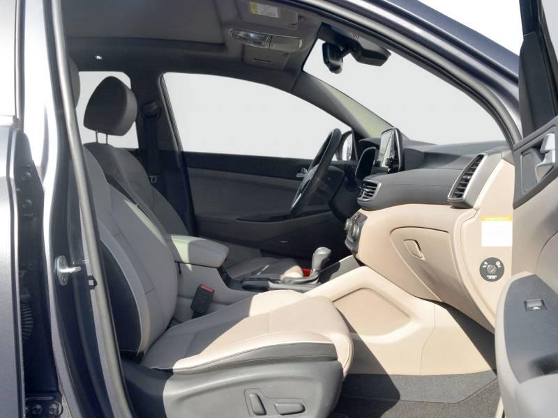 Hyundai Tucson TUCSON CRDI 2.0 185CV 48V 4X4AT STYLE Style
