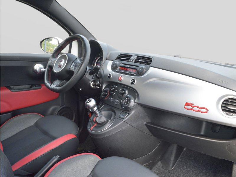 Fiat 500 1.2 8v 69cv S