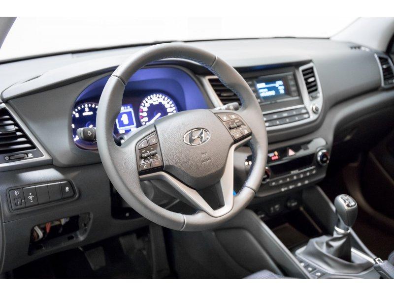 Hyundai Tucson 1.7 CRDi 115cv BlueDrive Sky 4x2 Klass