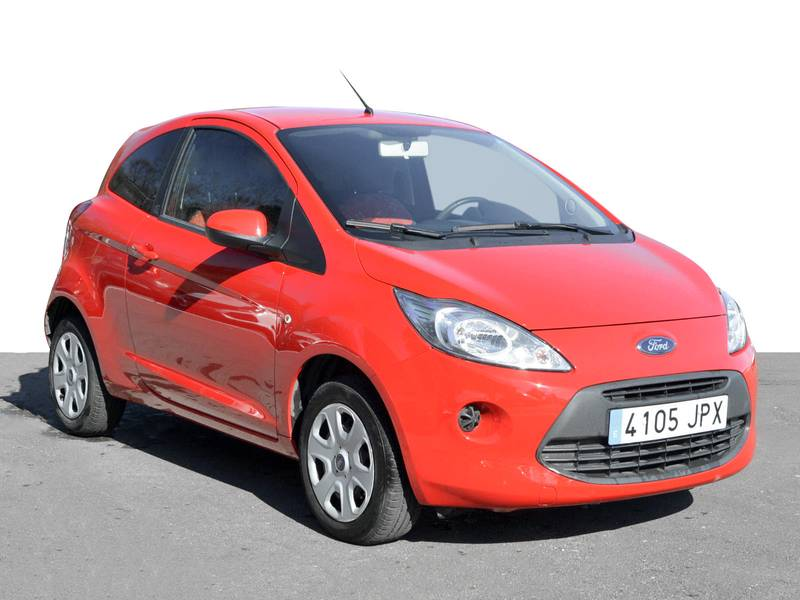 Ford KA 1.2 Duratec Auto-Start-Stop Trend