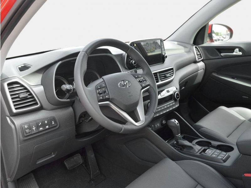 Hyundai tucson tucson tgdi 1 6 177cv 4x4 dt style auto - Tapiceria granollers ...