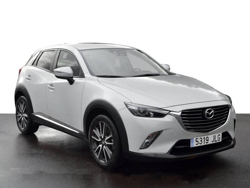 Mazda CX-3 2.0 STYLE + (NAVI - PIEL) Style Nav