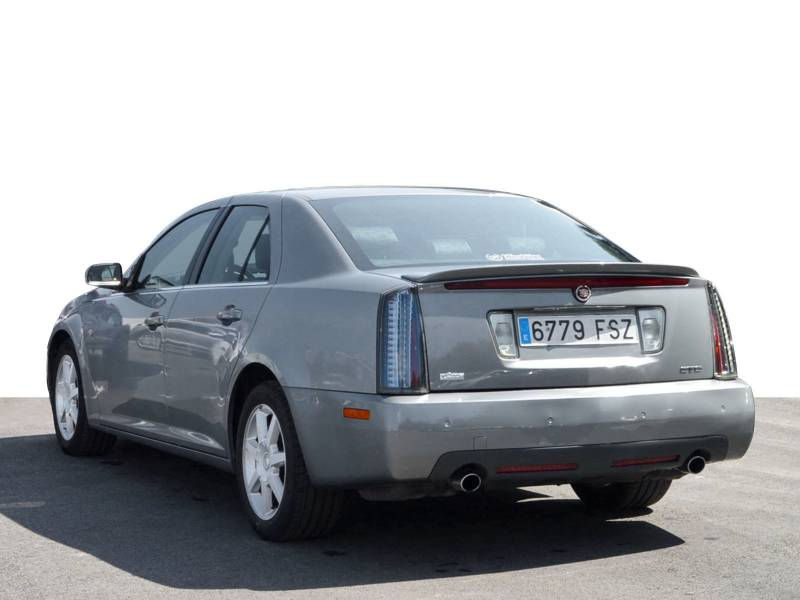 Cadillac STS 3.6 V6 Launch Edition
