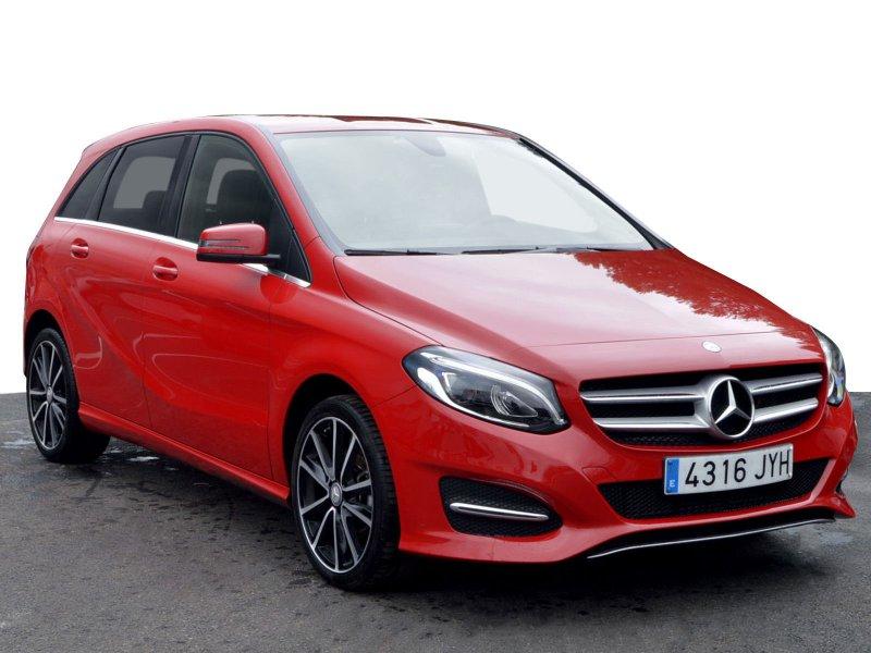 Mercedes-Benz Clase B B 200 CDI Aut. Sport