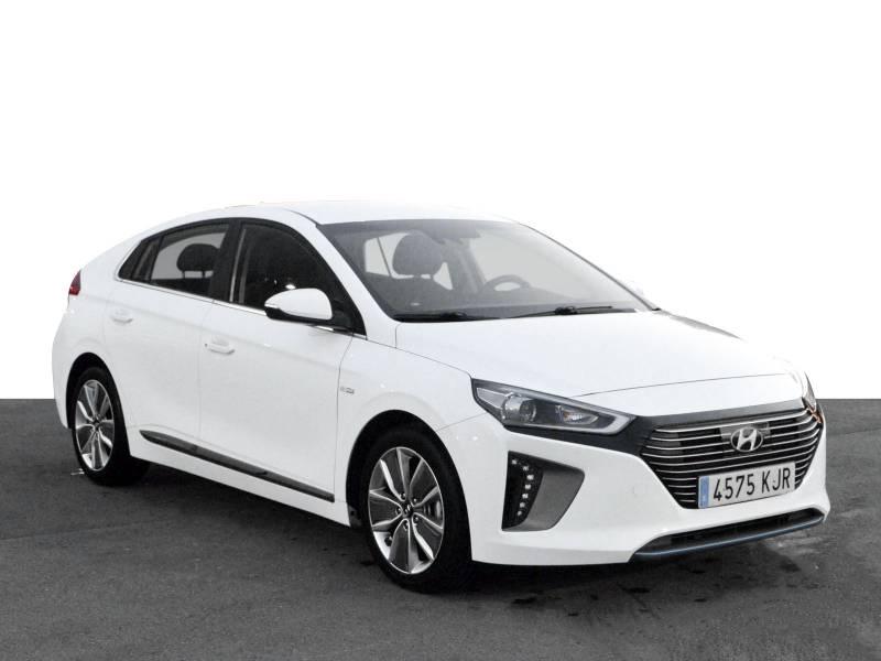 Hyundai IONIQ HIBRIDO 1.6 GDI HEV Tecno