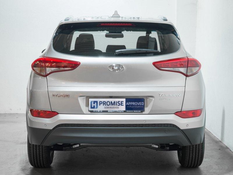 Hyundai tucson 1 6 gdi bluedrive 4x2 25 aniversario - Tapiceria granollers ...