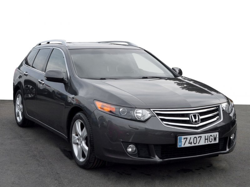 Honda Accord TOURER 2.0 i-VTEC Piel AT Executive