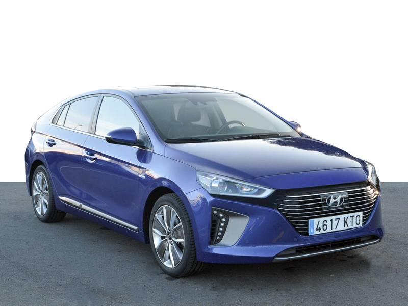 Hyundai IONIQ 1.6 GDI HEV   DCT Style