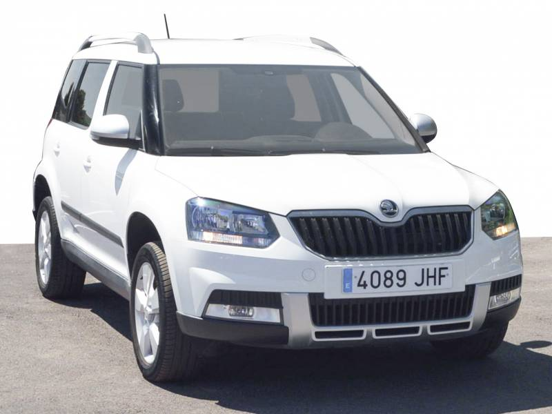 Skoda Yeti 2.0 TDI 110cv Outdoor Ambition