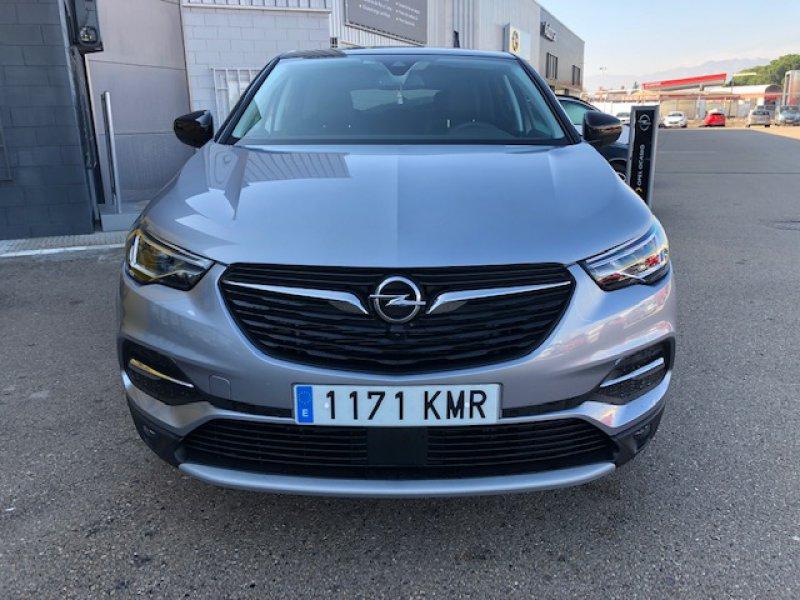 Opel Grandland X 1.2 Turbo WLTP Ultimate