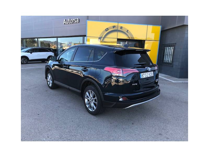 Toyota Rav4 2.5l hybrid 2WD Executive