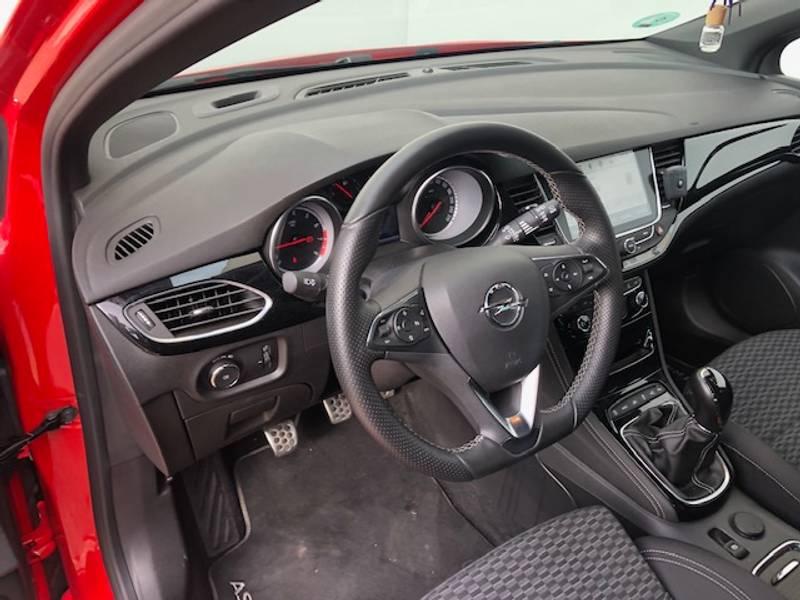 Opel Astra 1.6 Turbo S/S GSi Line