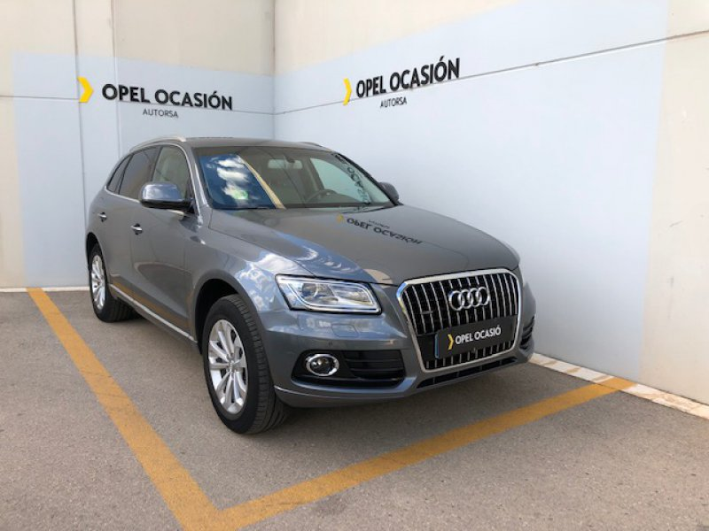 Audi Q5 2.0 TDI clean d 190CV quattro Advanced Advanced edition