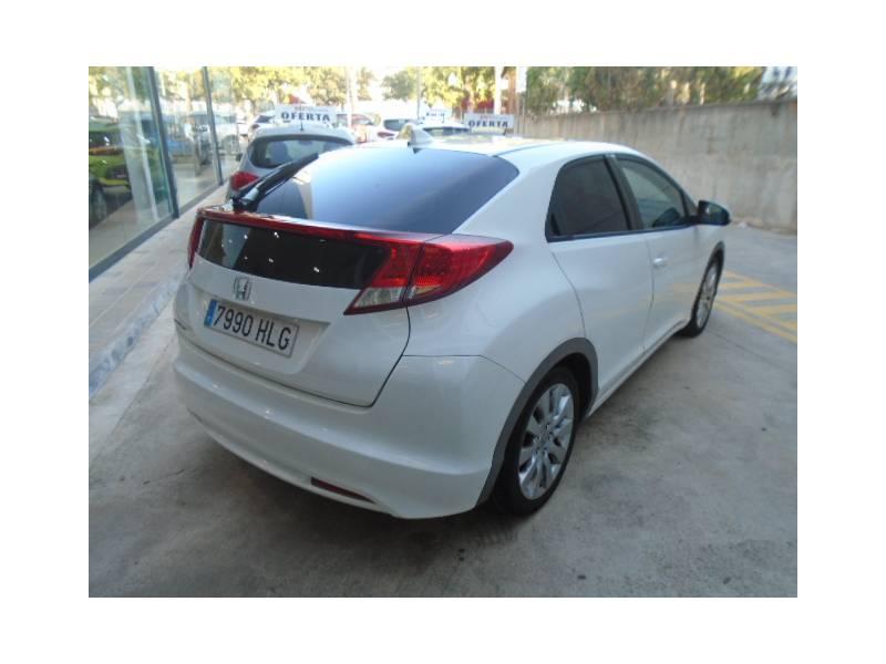Honda Civic 1.8 i-VTEC Sport