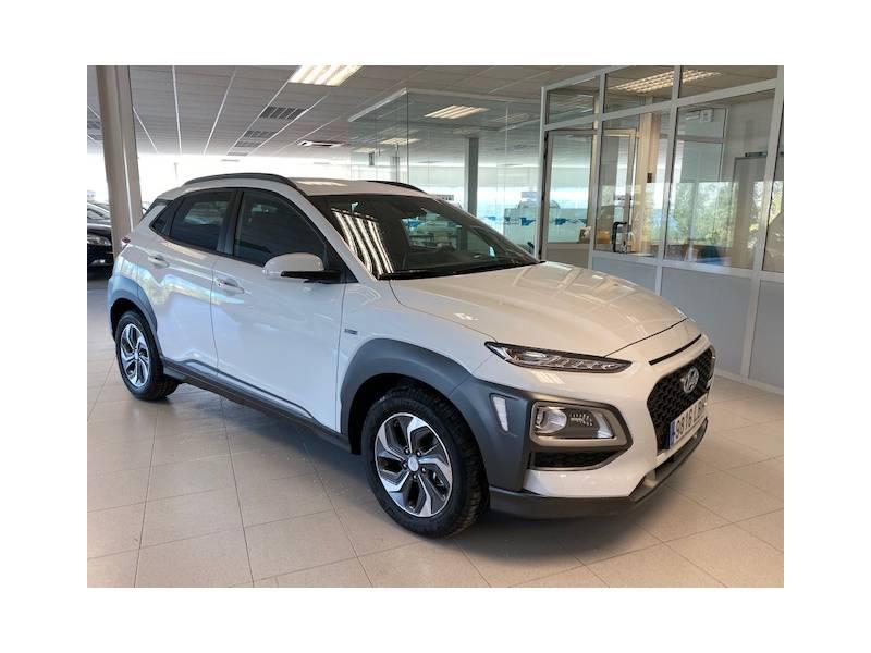 Hyundai Kona 1.6 GDI HEV Tecno