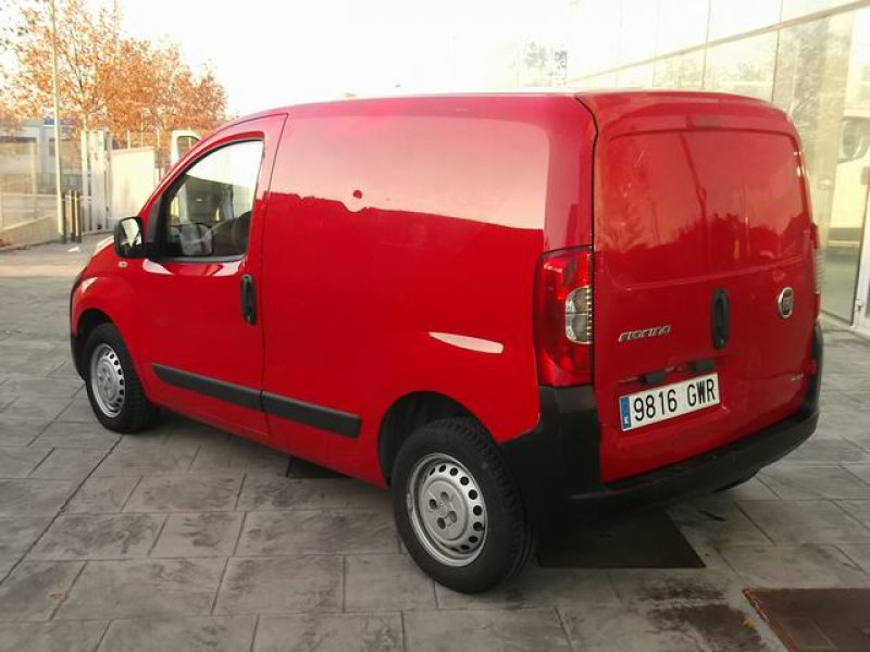 Fiat Fiorino Cargo Base 1.3 Mjet 55kw (75cv) -