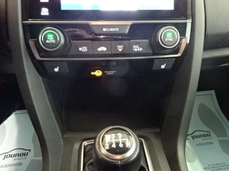 Honda Civic 1.0 I-VTEC TURBO CVT ELEGANCE NAV Elegance