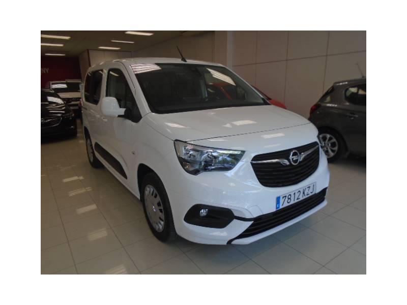 Opel Combo 1.5 TD S/S 75kW(100CV) D.Cab XL H1 1000k Doble Cabina