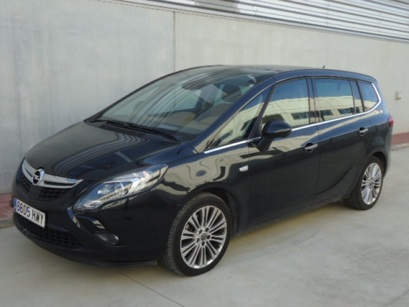 Opel Zafira Tourer 2.0CDTi Turbo Auto Excellence