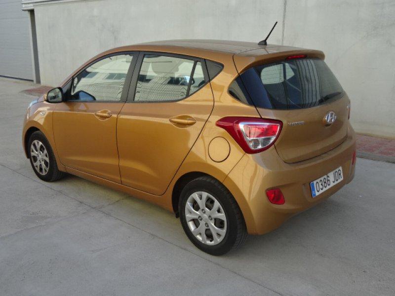 Hyundai i10 1.0 SLE
